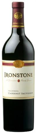 Ironstone Vineyards Cabernet Sauvignon